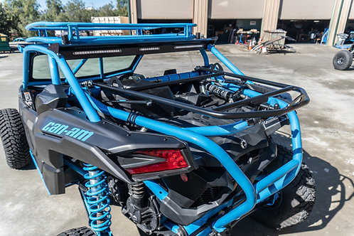 Can-Am X3 Spare Tire Rack