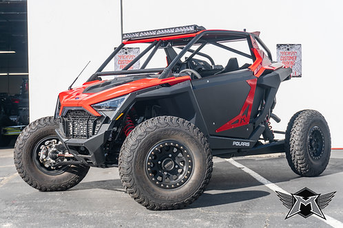 Polaris Pro 2-Seat Stock Point Roll Cage