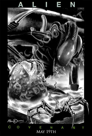 Xenomorph done Poster edition WM.jpg