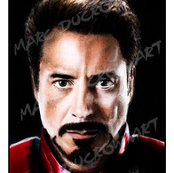 Robvert Downey Jr as Ironman