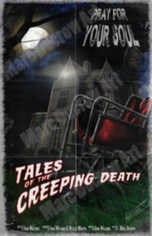 Tales of the Creeping Death Movie Poster