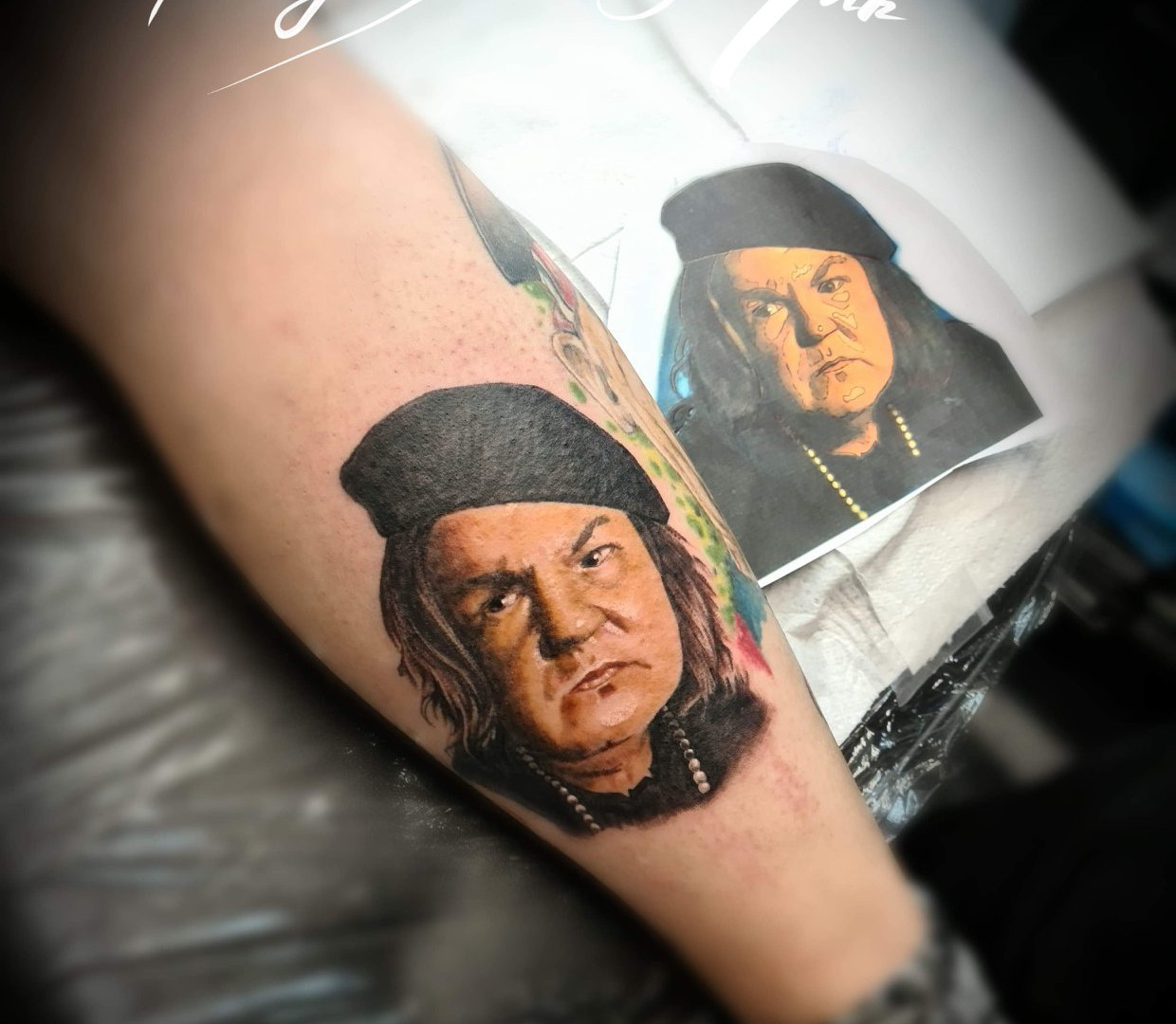 Mamma Fratelli from the Goonies