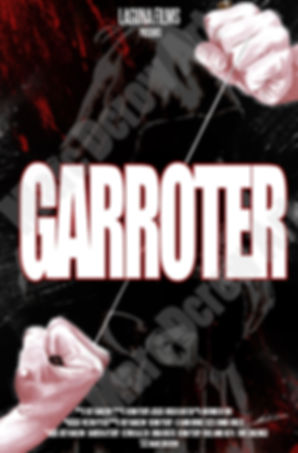 Garroter Movie Poster