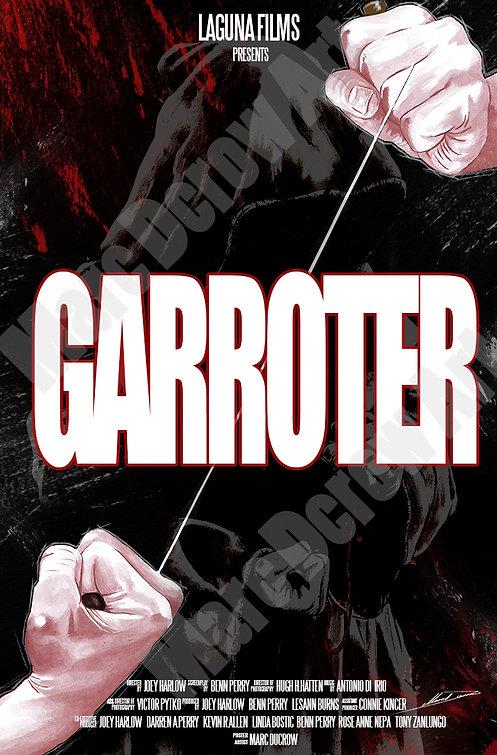 Garroter Movie Poster