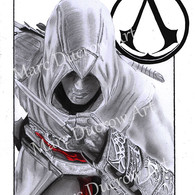 Character from Assasin's Creed