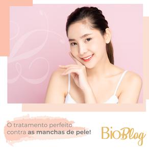 Conheça mais do tratamento perfeito para manchas