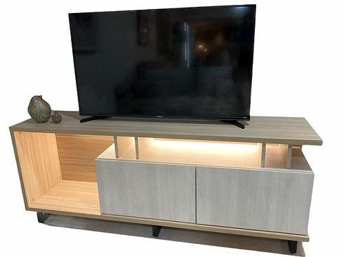 Mueble tv con puerto USB