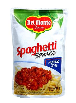 Filipino Spaghetti Sauce im Beutel.