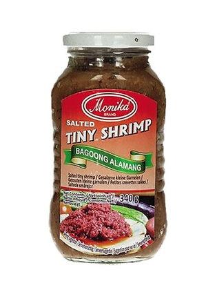 Shrimps in der Flasche