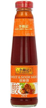 Süß-Sauer Sauce in der Flasche