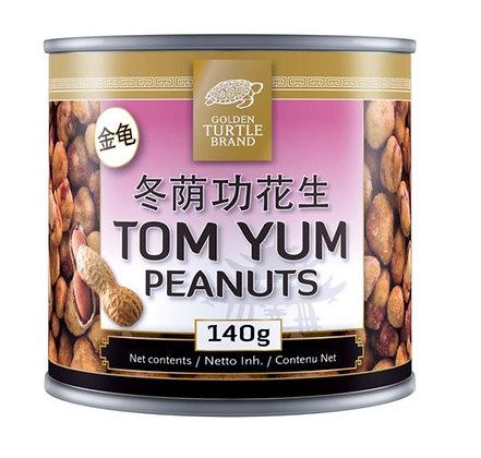 Erdnüsse TomYum in der Dose