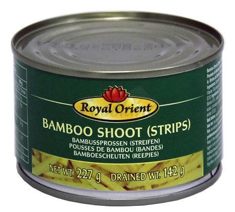 Bambussprossen in der Dose