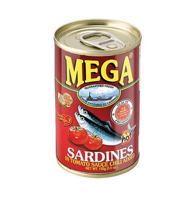 Sardinen Mega in der Dose