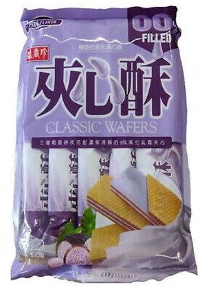 Tarowaffeln in der Verpackung