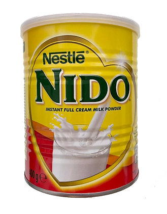 Milchpulver Nido in der Verpackungsdose