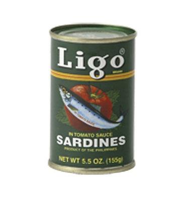 Sardinen Ligo in der Dose