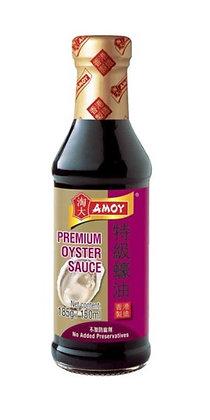 Premium Austernsauce in der Flasche