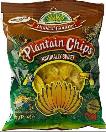 Plantain Chips im Beutel