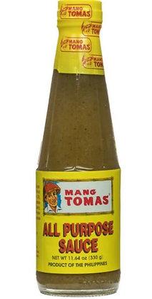 All Purpose Sauce in der Flasche