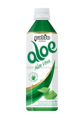 Aloe Vera Getränk Frontansicht