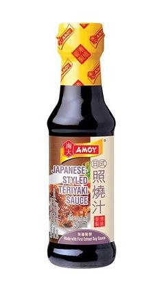 Teriyaki Sauce in der Flasche