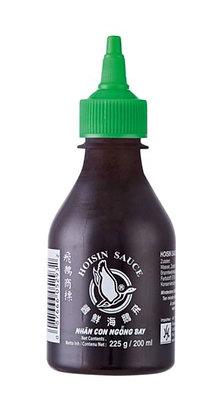 Hoisin Sauce in der Flasche