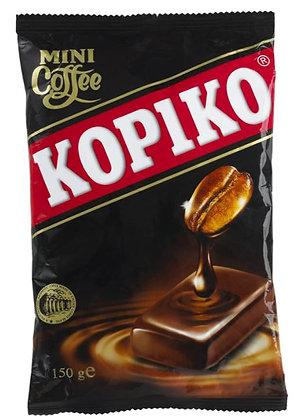 Kopiko Kaffeebonbons in der Verpackung