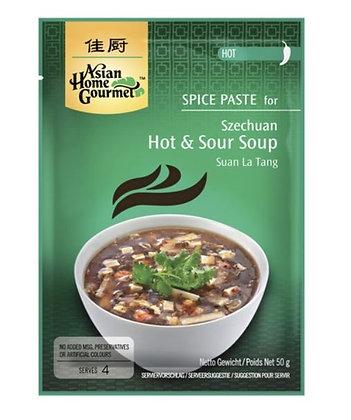 Szechuan Suppenmischung im Beutel