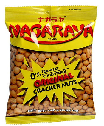 Nagaraya Cracker-Nüsse im Beutel.