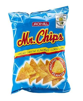 Mr. Chips Maischips Frontansicht