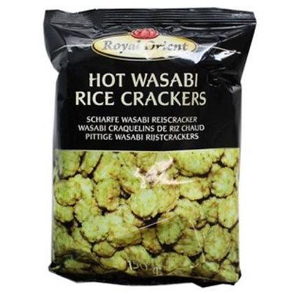 Wasabi Reiscracker im Beutel