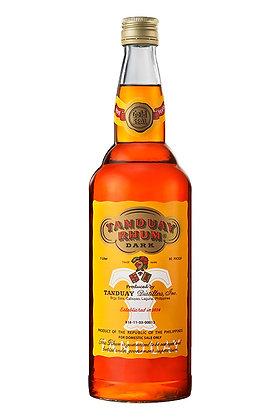 Tanduay Rum Frontansicht