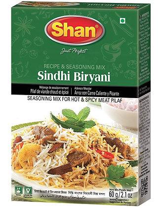 Sindhi Biryani Gewürzmischung in der Verpackung
