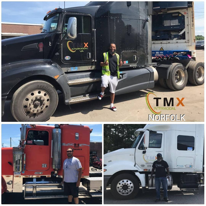 Welcome to our new Owner Operators in our Norfolk Office!