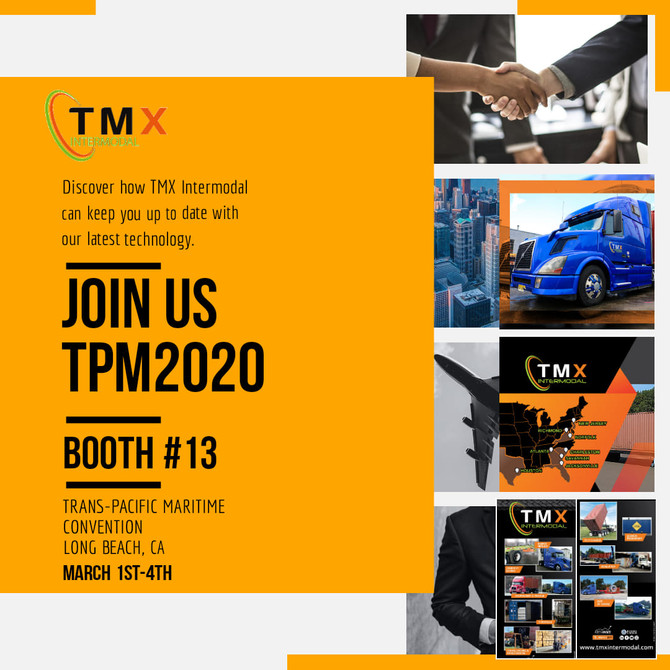 Join us at the TPM2020 Booth #13
