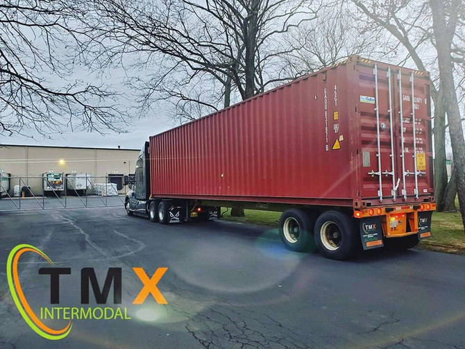 Let us help you with your Intermodal Delivery!