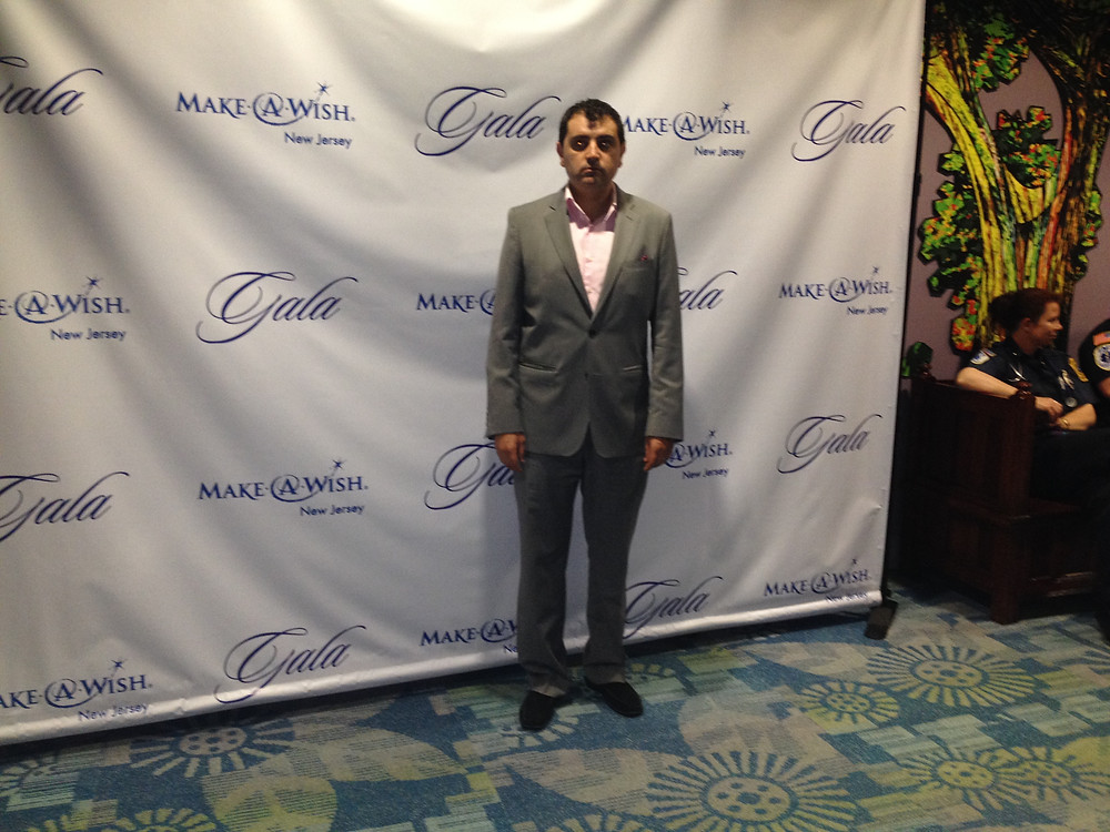 TMX Intermodal attends the Make-A-Wish Foundation Gala in New Jersey.