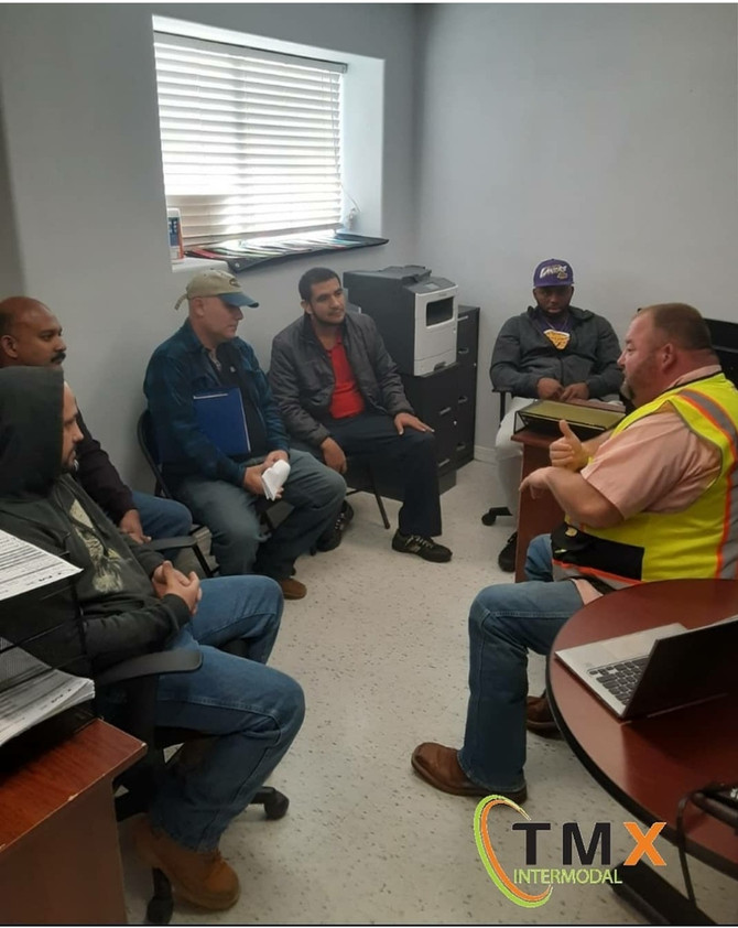 Owner Operators Safety Meeting (HOU-TX)