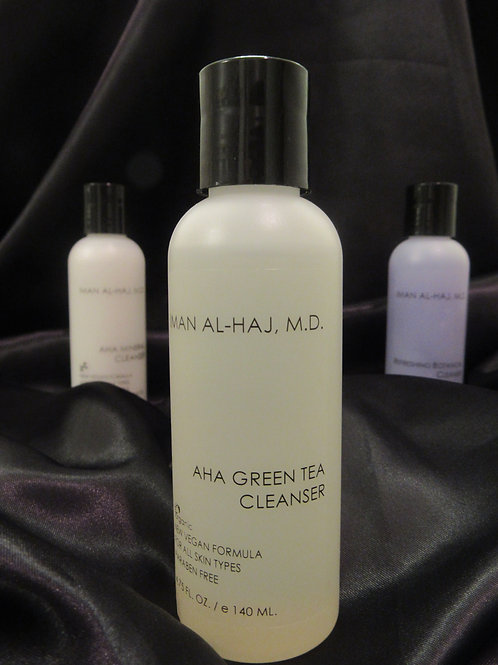 AHA Green Tea Cleanser