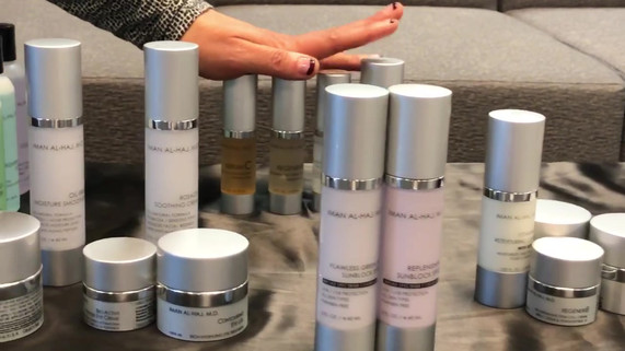 Video Review of I FOR NEW U Products