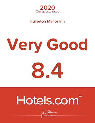 Hotels.com Guests Ratings