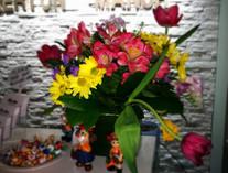 Flowers are always FRESH