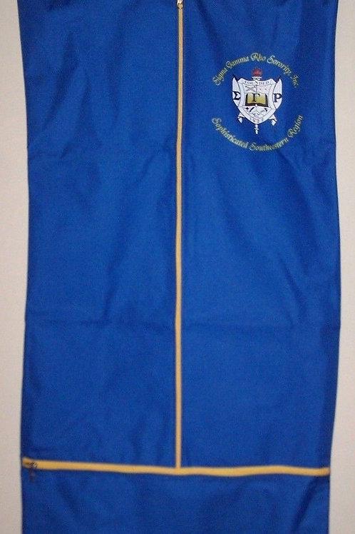 Sigma Gamma Rho Garment Bag