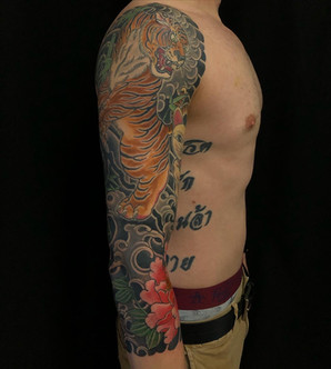 Tiger sleeve extension