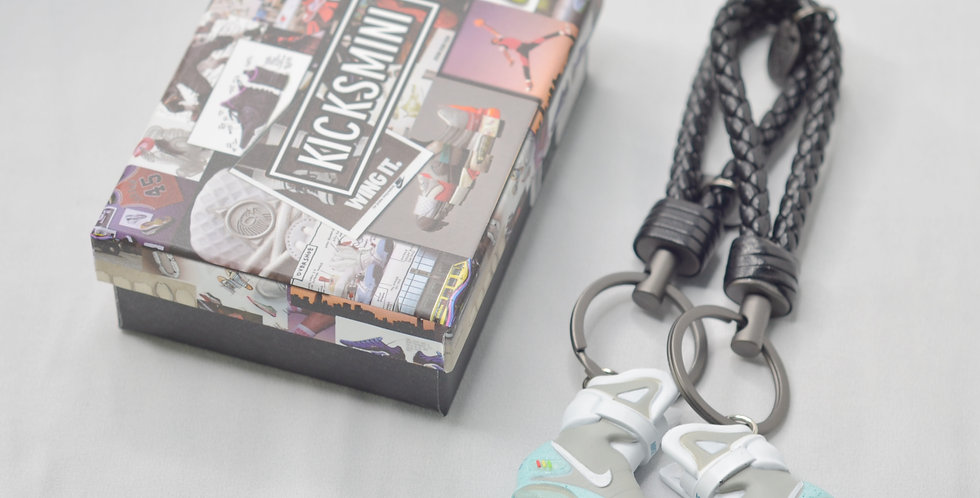 """Air Mags """"Back to the Future"""" 3D Sneaker Keychain"""