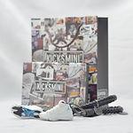 """AJ11  """"Legend Blue""""  3D Sneaker Keychain"""