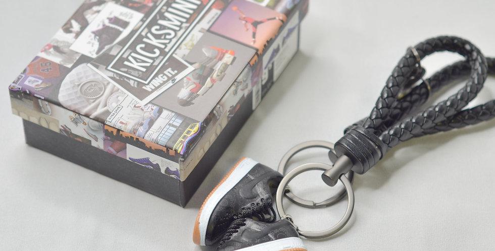 Air Force 1 Low Fragment x CLOT Silk 3D Sneaker Keychain