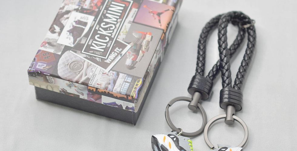 """YZY  """"700 Waverunner""""  3D Sneaker Keychain"""