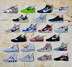 Sneaker Stickers
