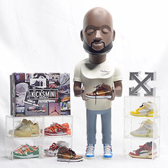 Sneaker Action Figures